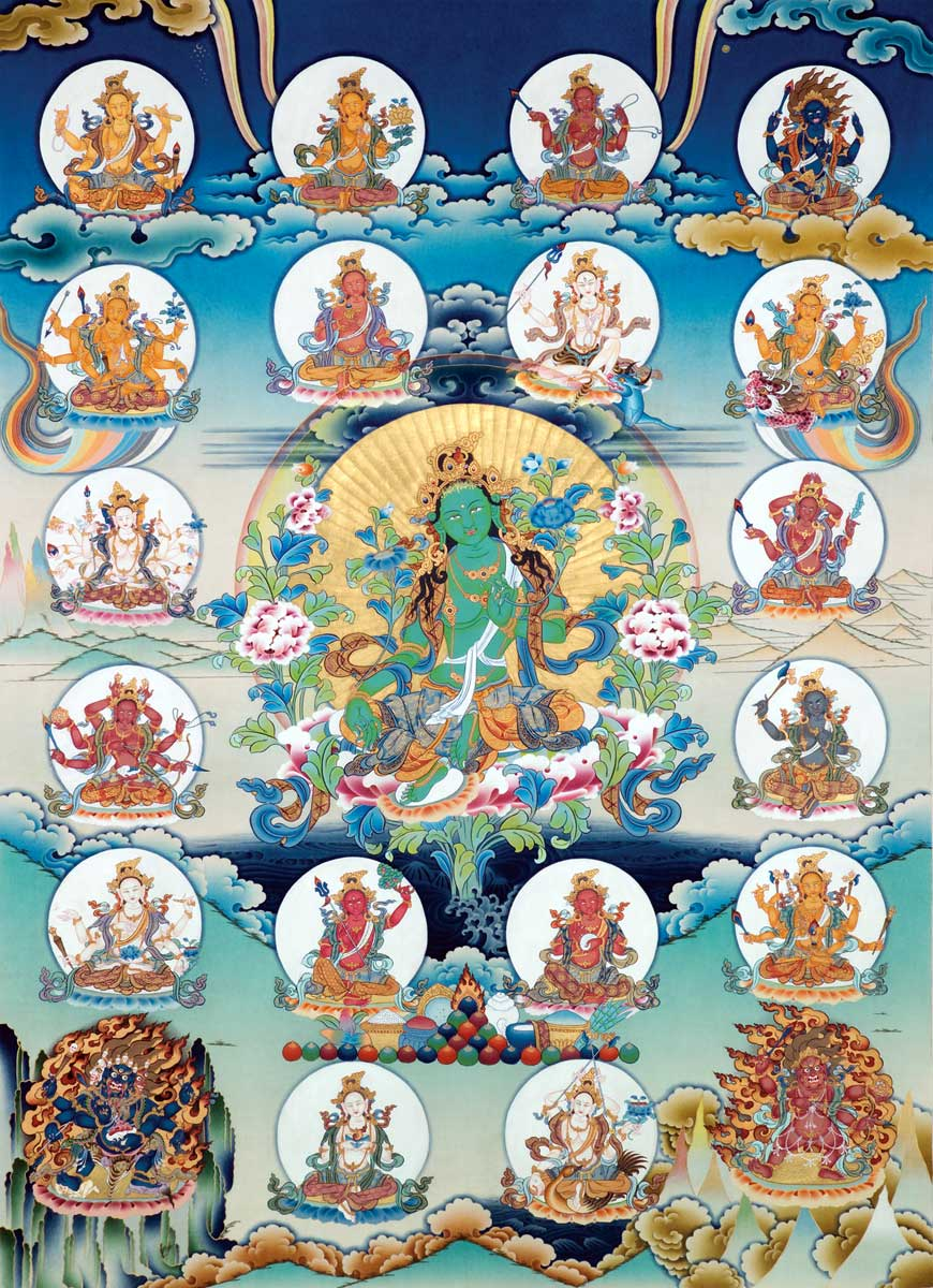 a view of the women in buddhism How women are remaking buddhism  since the mid-sixties, i have practiced buddhism from my point of view, buddhism is more of a philosophy and, as well, a method to train the mind and heart.